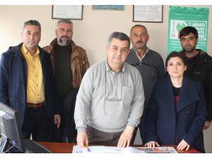 Ödemişli Süs Bitkileri Üreticileri Türkmenistan Yolcusu