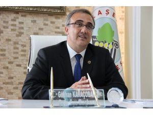 Başkan Karaçoban'dan Gazeteciler Günü Mesajı