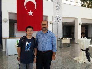 Doç. Dr. İhsan Pehlivan Çin'den Patent Aldı