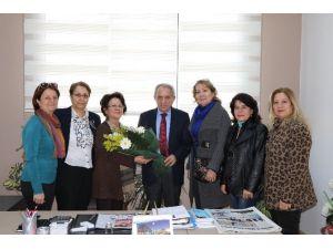 Kadın Meclisi'nden Coşkun'a Ziyaret