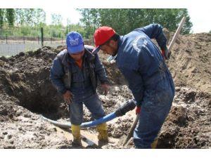 Sorgun'da 2015 Yıl Sonu İtibariyle Su Abone Sayısı 21 Bini Geçti