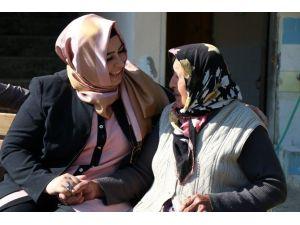 AK Partili Sena Nur Çelik, Trafik Kazası Geçirdi