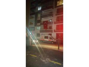 Şehit Uzman Çavuşun Ankara'daki Evine Ateş Düştü