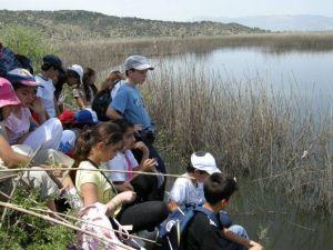 Azap Gölü'nde Üçüncü Önemli Bir Tür Tespit Edildi