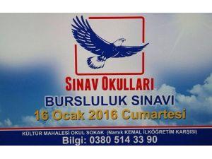 Düzce Sınav Okulları Bursluluk Sınavı 16 Ocak'ta