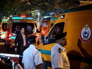 Mısır'da otele silahlı baskın: 1 ölü 3 yaralı