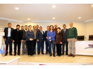 TKDK Nevşehir 15. Çağrıda 12 Yeni Sözleşme İmzaladı