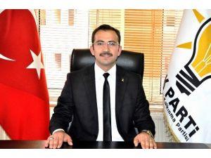 AK Parti İl Başkanı Tanrıver, Gazeteciler Gününü Kutladı