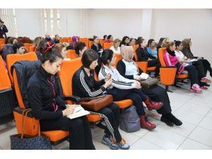 Ko-mek Usta Öğreticileri Eğitim Alıyor