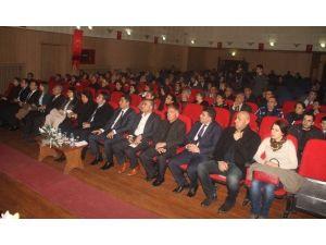 Elazığ Devlet Klasik Türk Korosu Hacı Arif Bey'in Bestelerini Seslendirdi
