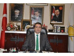 İl Başkanı Taşpınar, Gazeteciler Günü'nü Kutladı