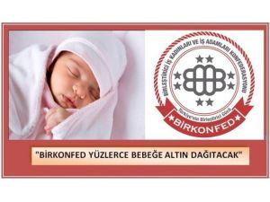 Birkonfed, Şehitlerin İsimlerini Minik Yavrularda Yaşatacak