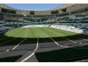 İki stadı olan Bursaspor, kupa maçını Balıkesir'de oynayacak