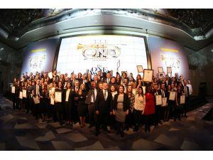 35 sektörün en itibarlı firmaları seçildi