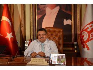 """Başkan Yağcı'nın """"10 Ocak Çalışan Gazeteciler Günü"""" Mesajı"""