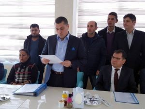 Osmaniye CHP'de Toplu İstifa