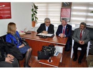 CHP Balıkesir Milletvekili Namık Havutça: