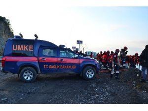 Zonguldak UMKE Urfa'da Şifa Dağıtıyor