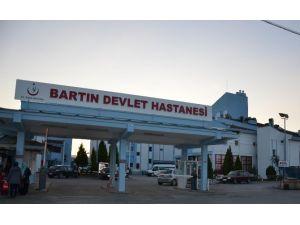 Bartın Devlet Hastanesi Acil Servisinde Grip Polikliniği Hizmete Girdi