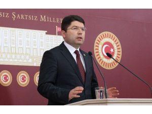"Milletvekili Tunç: ""'Basın Toplumun Dördüncü Kuvvetidir"""