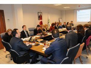 Kariyer Hizmetlerinin Sunulmasında Sektörlerarası Ortaklık Modeli Toplantısı