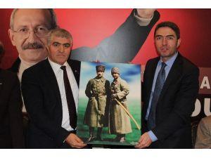 Atatürkçü Düşünce Derneğinden CHP'ye Ziyaret