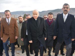 MHP Kızılcahamam Kampı Başladı