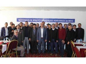Eğitim Bir-sen, Gazetecileri Unutmadı