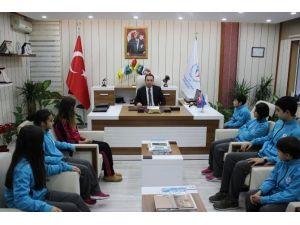 Bilecikli Yüzme Sporcuları Eskişehir'e Uğurlandı