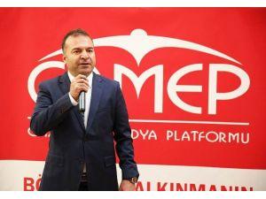 Gaziantep Medya Platformu (Gamep) Başkanı Nazmi Özkoyuncu: