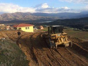 Kiraz'da Baraj Evlerinin Ulaşım Sorunu Çözülüyor