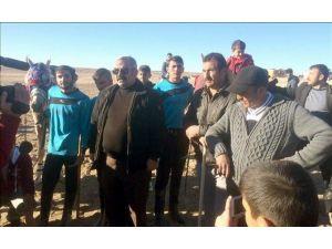 Kangal'da Cirit Müsabakasına Vatandaşlardan Yoğun İlgi