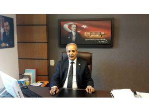 Milletvekili Salih Fırat, Gazeteciler Gününü Kutladı