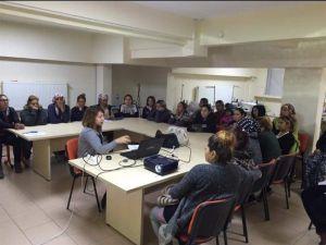 Kırklareli'nde 2015 Yılında 2 Bin 904 Kişiye Eğitim Verildi