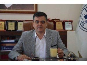"""Başkan Yalçın'ın """"10 Ocak Çalışan Gazeteciler Günü"""" Mesajı"""
