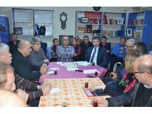 Soma'da STK'lardan Hava Kirliliğine Karşı Güç Birliği
