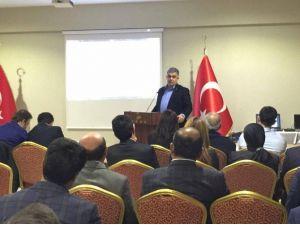 Ereğli'de İstişare Toplantısı