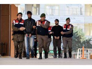 Plazma Hırsızları Jandarmanın Takibinden Kaçamadı
