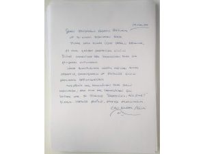 Can Dündar'dan Gazetecilere Mektup