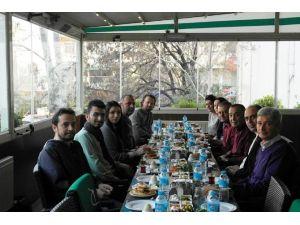Soma Ticaret Odası'ndan Gazeteciler Günü Kahvaltısı