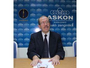 Hayat Hastanesi Yönetim Kurulu Başkanı Dr. Ahmet Özkul: