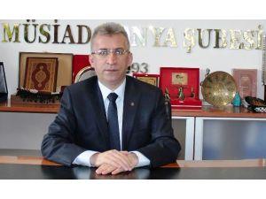 Başkan Şimşek'ten Çalışan Gazetecilere Tebrik