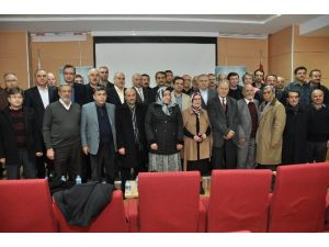 TYB Konya Şubesinde 11. Olağan Genel Kurul Yapıldı