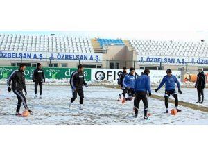 Sivas Belediyespor, KARDEMİR Karabükspor Maçına Hazır