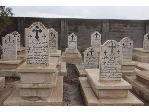 Kerkük'te Hıristiyan mezarlığına saldırıya kınama