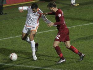 Trabzonspor: 1 - Adanaspor: 0 (İlk yarı)