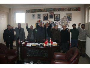 MHP'de 17 Kişinin İstifası Kabul Edildi