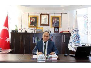 Başkan Özaltun'dan 10 Ocak Çalışan Gazeteciler Günü Kutlaması