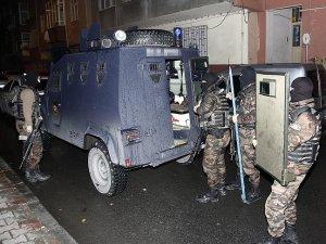 İstanbul'da DAEŞ operasyonu: 10 gözaltı