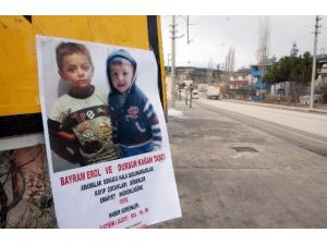 Kayıp İki Çocuktan 13 Gündür Haber Yok
